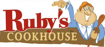 Ruby's Cookhouse  logo